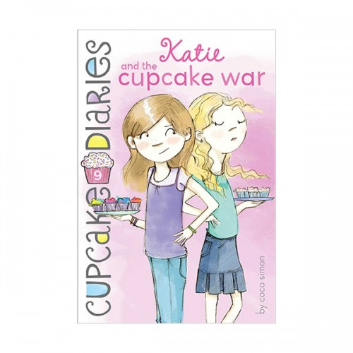 RL 4.0 : Cupcake Diaries #9 : Katie and the Cupcake War (Paperback)
