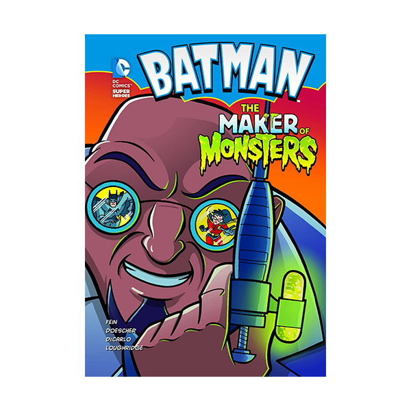 RL 4.0 : DC Super Heroes : Batman : The Maker of Monsters (Paperback)