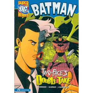 RL 4.0 : DC Super Heroes : Batman : Two-Face's Double Take (Paperback)
