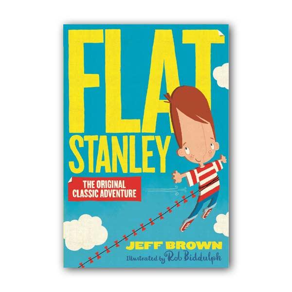 Flat Stanley : Flat Stanley (Paperback, 영국판)