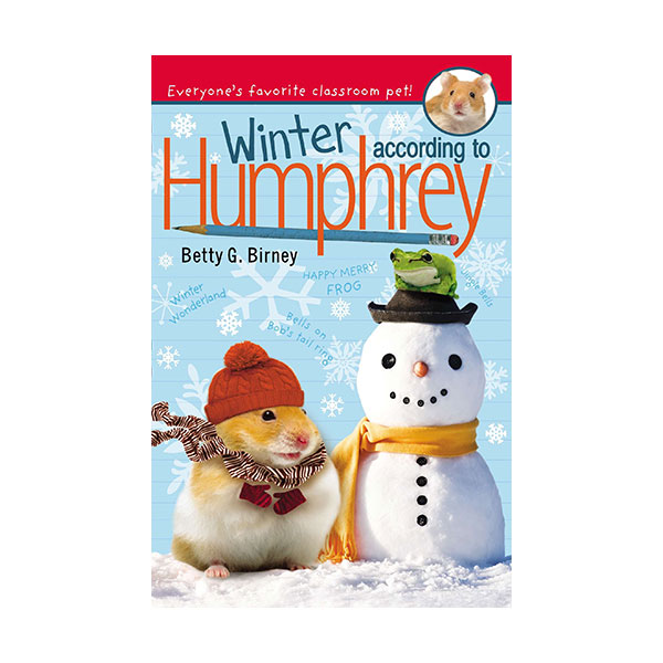 RL 4.0 : Humphrey Series #9 : Winter According to Humphrey (Paperback)