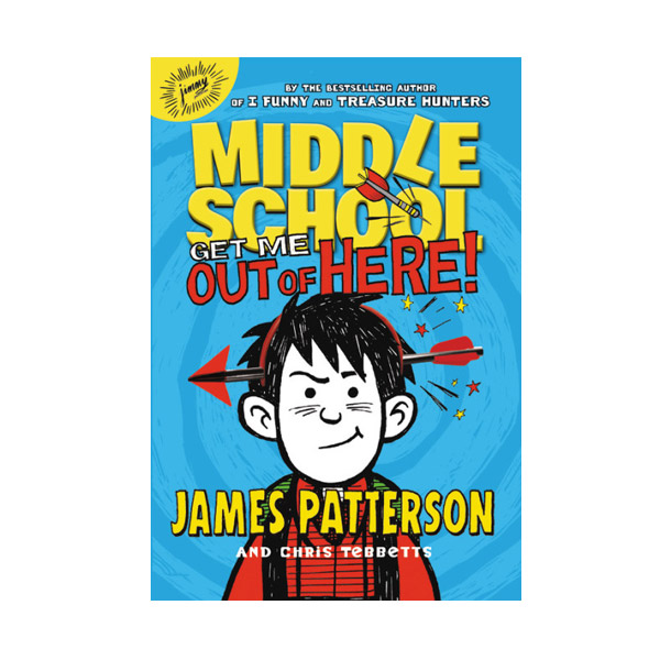 RL 4.0 : Middle School #2 : Get Me Out of Here! (Paperback)
