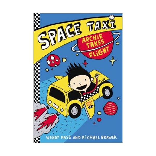 RL 4.0 : Space Taxi #1 : Archie Takes Flight (Paperback)