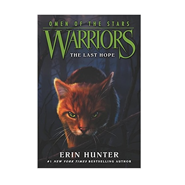 RL 4.0 : Warriors : Omen of the Stars #6 : The Last Hope (Paperback)