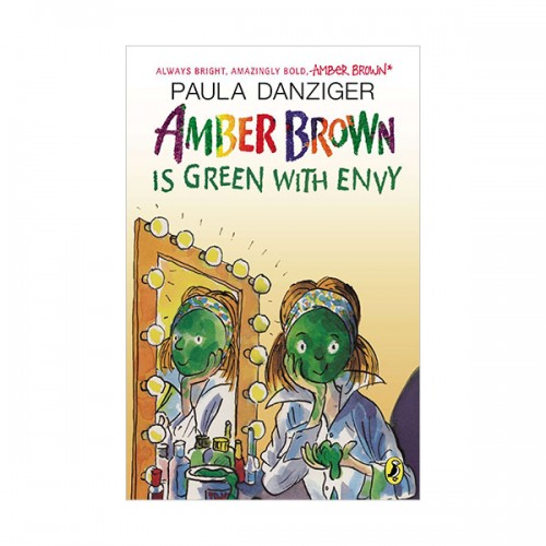 RL 4.1 : Amber Brown #09 : Amber Brown is Green With Envy (Paperback)