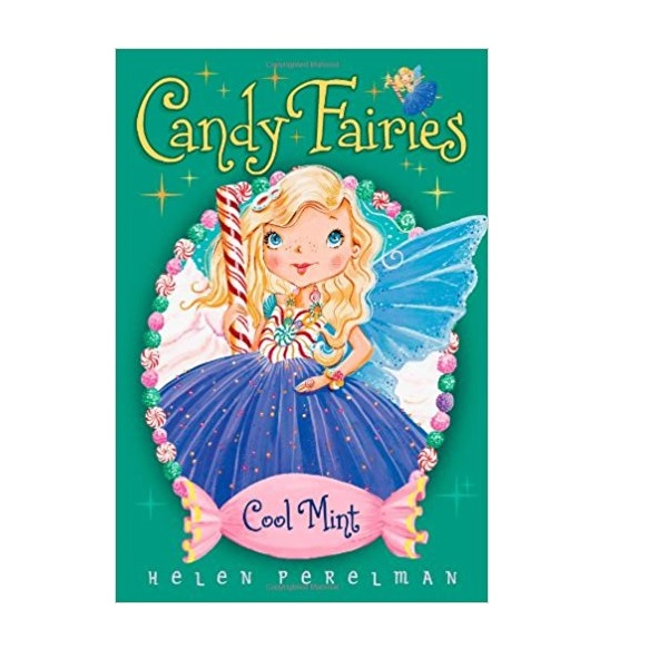 Candy Fairies #4 : Cool Mint (Paperback)