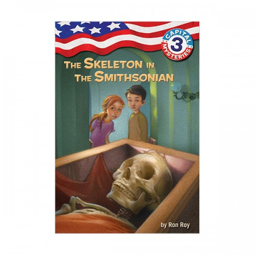 Capital Mysteries #03 : The Skeleton in the Smithsonian (Paperback)