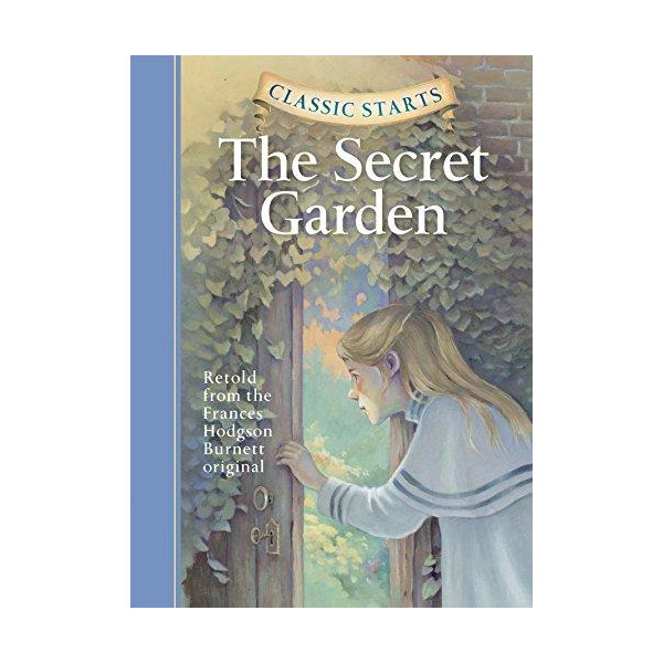 RL 4.1 : Classic Starts: The Secret Garden (Hardcover)