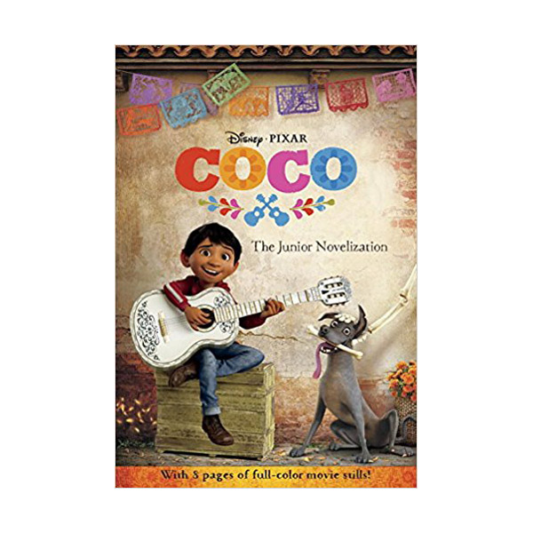 RL 4.1 : Coco : Junior Novelization (Paperback)