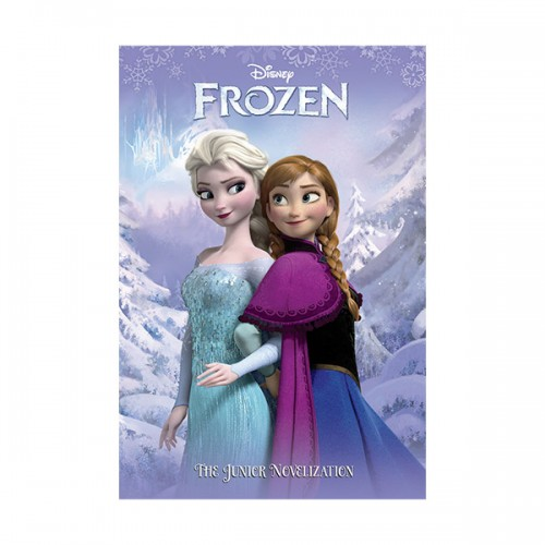 RL 4.1 : Disney Frozen : The Junior Novel (Paperback)