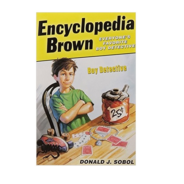 Encyclopedia Brown Series #01 : Boy Detective (Paperback)