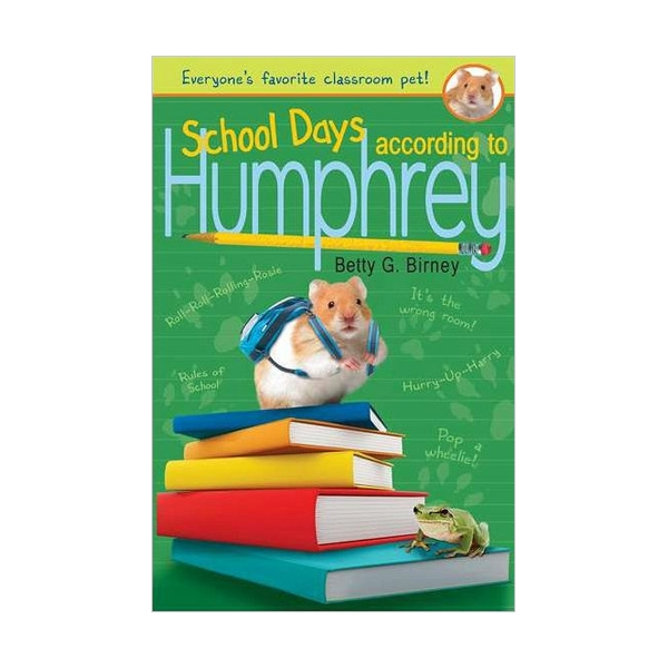 RL 4.1 : Humphrey Series #7 : School Days According to Humphrey (Paperback)