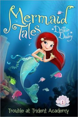 RL 4.1 : Mermaid Tales Series #1 : Trouble at Trident Academy (Paperback)