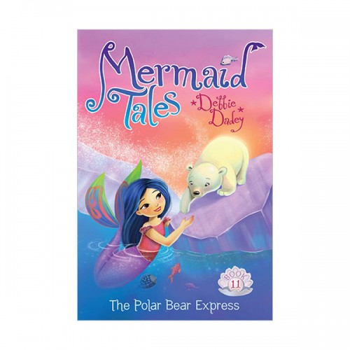 RL 4.1 : Mermaid Tales Series #11 : The Polar Bear Express (Paperback)