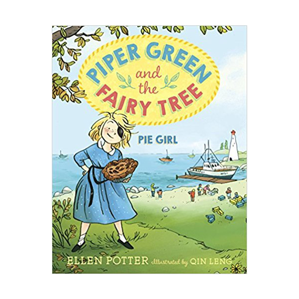 RL 4.1 : Piper Green and the Fairy Tree : Pie Girl (Paperback)
