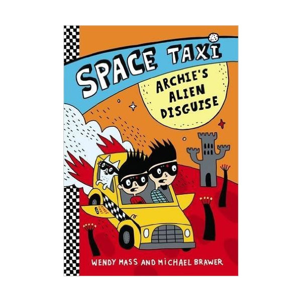 RL 4.1 : Space Taxi #3 : Archie's Alien Disguise (Paperback)