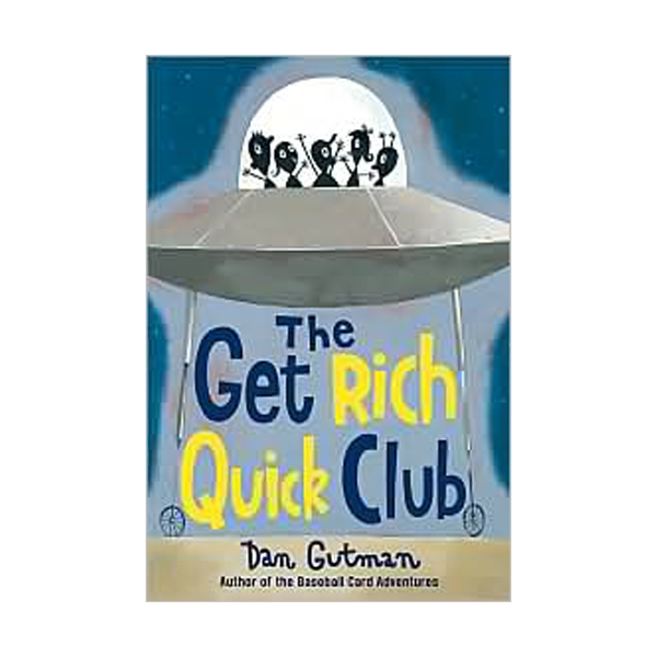RL 4.1 : The Get Rich Quick Club (Paperback)