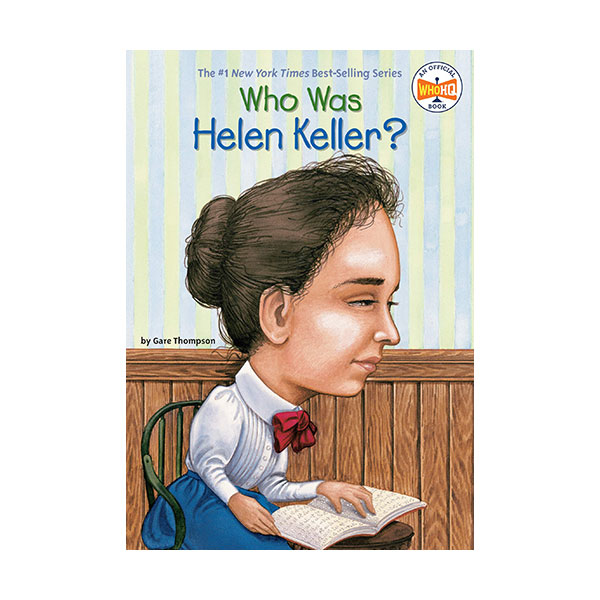 Who Was Helen Keller? (Paperback)