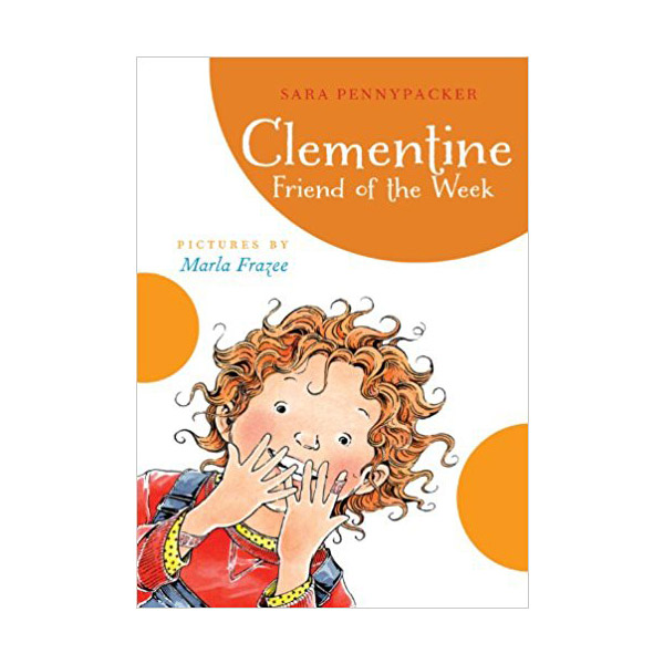 RL 4.2 : #04 Clementine, Friend of the Week (Paperback)