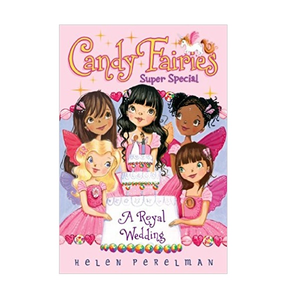 RL 4.2 : Candy Fairies : Super Special : A Royal Wedding (Paperback)