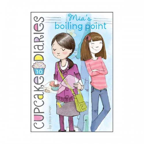 Cupcake Diaries #10 : Mia's Boiling Point (Paperback)