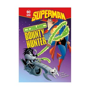RL 4.2 : DC Super Heroes : Superman : Cosmic Bounty Hunter (Paperback)