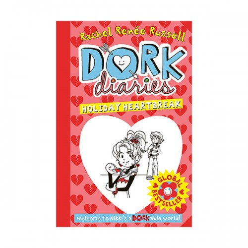 Dork Diaries #06 : Holiday Heartbreak (Paperback, 영국판)