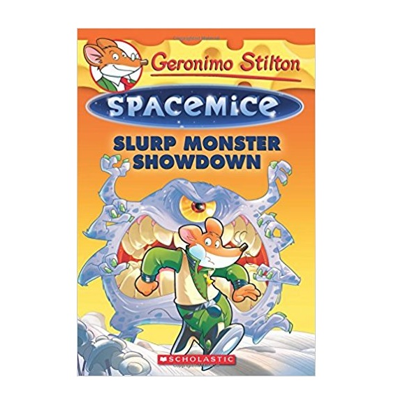 RL 4.2 : Geronimo : Spacemice #09 : Slurp Monster Showdown (Paperback)