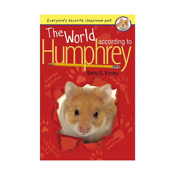 RL 4.2 : Humphrey Series #1 : The World According to Humphrey (Paperback)
