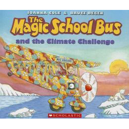 RL 4.2 : Magic School Bus Series : The Magic School Bus and the Climate Challenge (Paperback)