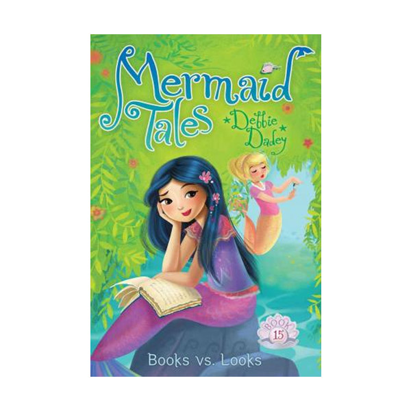 RL 4.2 : Mermaid Tales Series #15 : Books vs. Looks (Paperback)