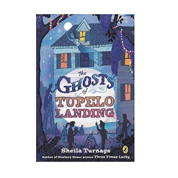 The Ghosts of Tupelo Landing (Paperback)