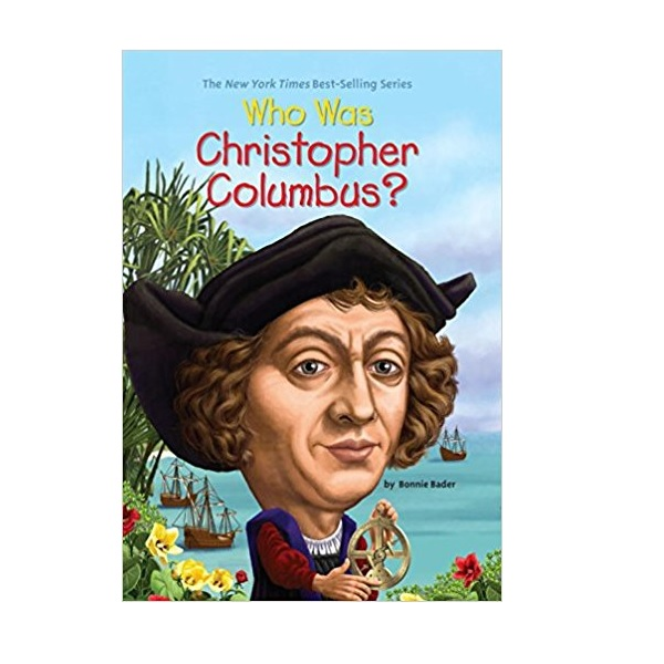 RL 4.2 : Who Was Christopher Columbus? (Paperback)