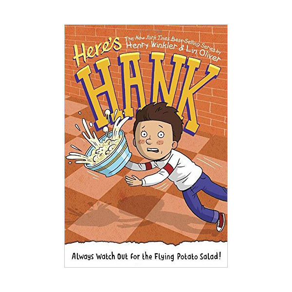 Here's Hank #09 : Always Watch Out for the Flying Potato Salad! (Paperback)