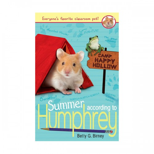 RL 4.3 : Humphrey #06 : Summer According to Humphrey (Paperback)