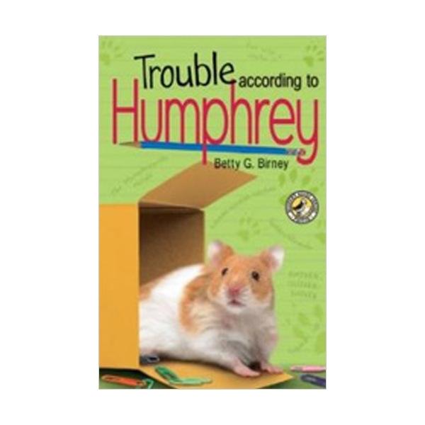 RL 4.3 : Humphrey Series #3 : Trouble According to Humphrey (Paperback)