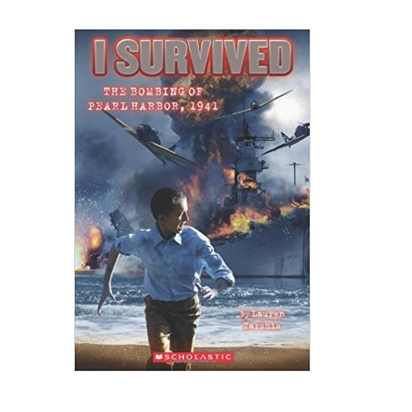 I Survived #04 : I Survived the Bombing of Pearl Harbor, 1941 (Paperback)