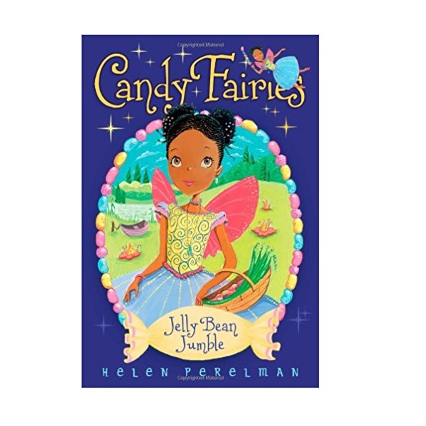 RL 4.4 : Candy Fairies #10 : Jelly Bean Jumble (Paperback)