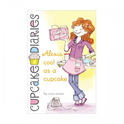 RL 4.4 : Cupcake Diaries #8 : Alexis Cool as a Cupcake (Paperback)