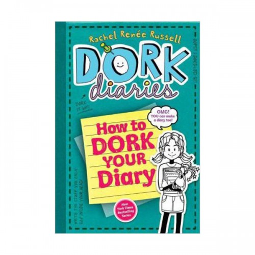 Dork Diaries #03 1/2 : How to Dork Your Diary (Hardcover)