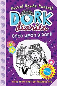 RL 4.4 : Dork Diaries #8 : Once Upon A Dork (Paperback, 영국판)