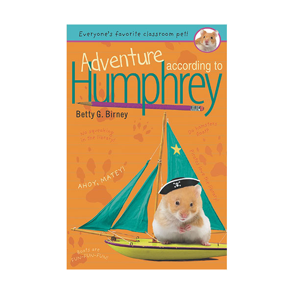 RL 4.4 : Humphrey #05 : Adventure According to Humphrey (Paperback)