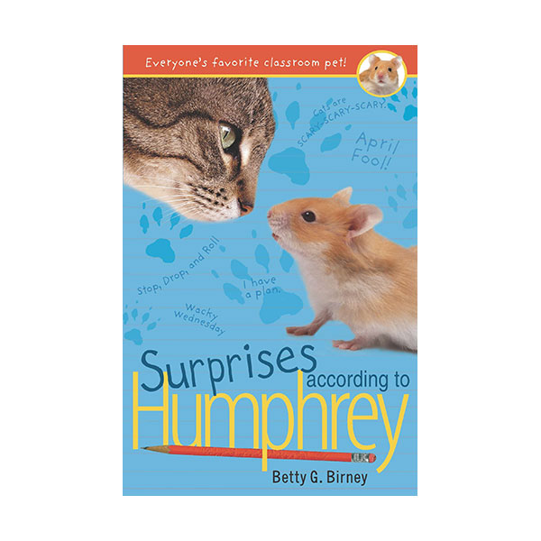 RL 4.4 : Humphrey Series #4 : Surprises According to Humphrey (Paperback)