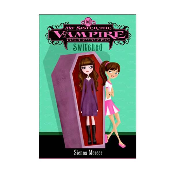 RL 4.4 : My Sister the Vampire Series #1 : Switched (Paperback)