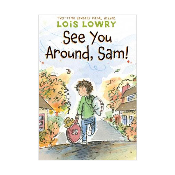 RL 4.4 : See You Around, Sam! (Paperback)