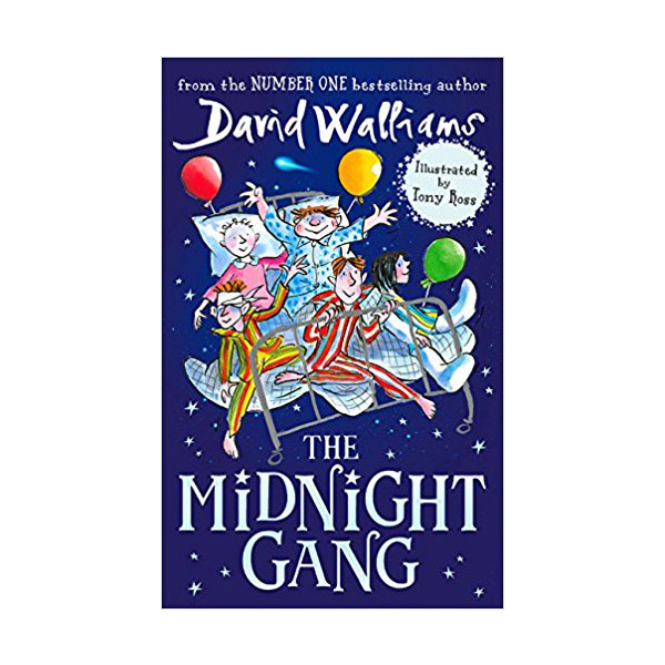 The Midnight Gang (Paperback, 영국판)