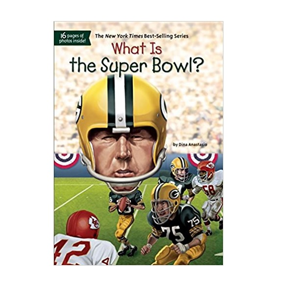 RL 4.4 : What Is the Super Bowl? (Paperback)
