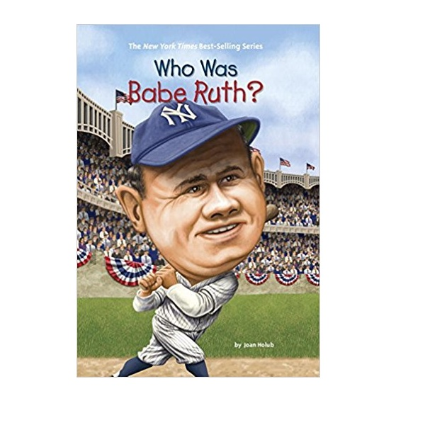 RL 4.4 : Who Was Babe Ruth? (Paperback)