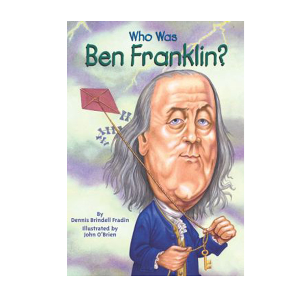 RL 4.4 : Who Was Ben Franklin? (Paperback)