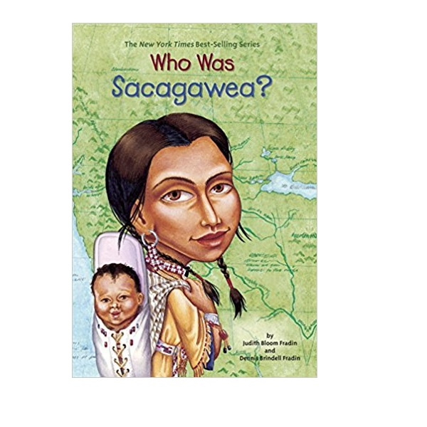 RL 4.4 : Who Was Sacagawea? (Paperback)